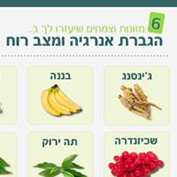 צמחי מרפא לשיפור מצב רוח